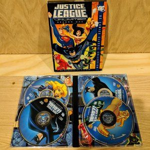 Justice League Unlimited - The Complete First Seas